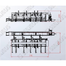 SEKIRUS Series Automatic Feeding System for Pipe Laser Cutting Machine