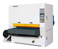 Machine for grinding sheet metal after laser cutting SEKIRUS P19929M -R1300S