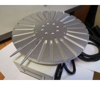 Disk Rotation Module for Fiber-Optic & CO-2 Laser Markers