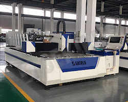 Heavy series SEKIRUS fiber laser cutting machines