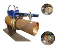Handheld CNC Plasma Orbital Chain Cutter for large diameter tube cutting SEKIRUS P1710M-P