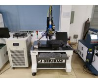 Automatic Fiber-Optic Laser Welding Machine SEKIRUS P3813M-0304FA 200 W