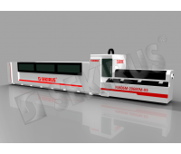 3D Laser Pipe-Cutting Machine SEKIRUS P0606M-20600M-X5