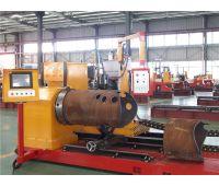 CNC 3D Plasma Round-Pipe Cutting Machine (5 axis) SEKIRUS P1611M-TR300-12000