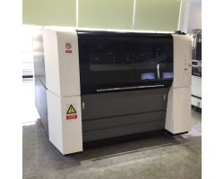 High precision fiber laser sheet cutting machines