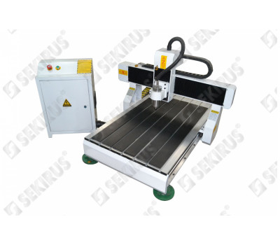 Advertising CNC Router SEKIRUS 600x900 3 kW P2630M-6090-15