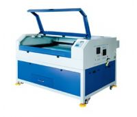 CO2-Laser Cutting Machine with video camera SEKIRUS-88