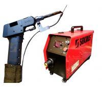 Manual laser welding head with additive SEKIRUS P19328M-LWH