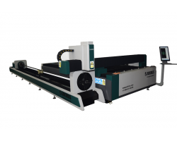 Sheet and pipe fiber laser cutting machines