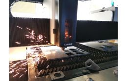 Laser sheet metal cutting
