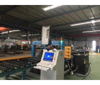 SEKIRUS P1711M-40012000 plasma beam cutting machine