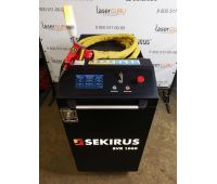 Handheld Laser Welding Machine (Manual Welding) SEKIRUS P2613M-SVR-1000 W. Made in Russia