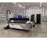 SEKIRUS P0302M-3015LT METAL SHEET AND TUBE LASER CUTTING MACHINE