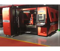 Laser Sheet Metal-Cutting Line with Auto-Feeder and Sheet Calibration System SEKIRUS P2302M-3015GAZR