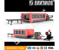 Laser Metal-Cutting Line SEKIRUS P2302M-6015AKR 1000 W