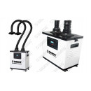 Exhaust system for laser marker SEKIRUS