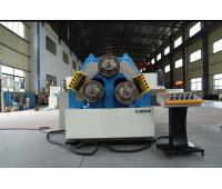 Vertical pipe bender SEKIRUS P18026M hydraulic for bending metal profiles